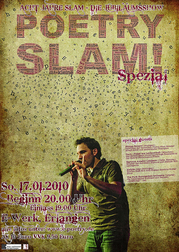 Poetry Slam Erlangen